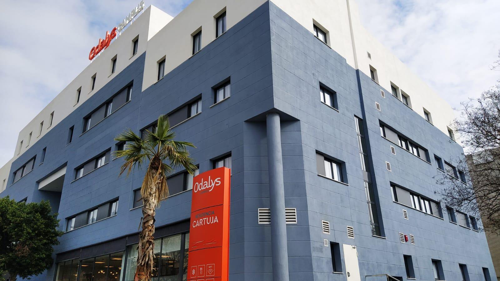 residencia odalys campus Sevilla